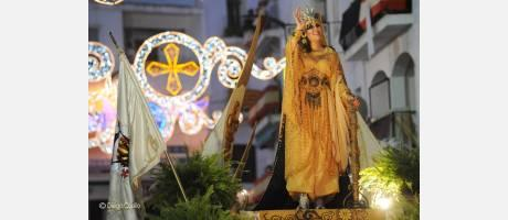 Img 1: Moors and Christians take over Altea