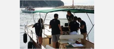Navegando, Moraira