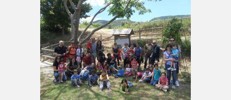 Excursión Calderona 1