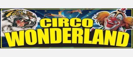 cartel circo wonderland
