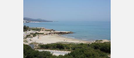 Playa de Alcossebre