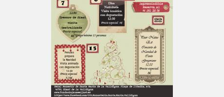 Actividades Diciembre 2013 Monasterio de Santa María de la Valldigna