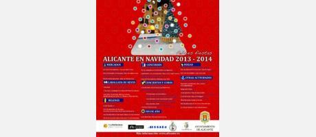 Navidad Alicante 2013