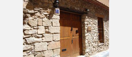 casa rural el Forn del Sitjar,