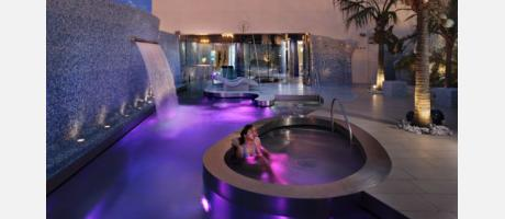 El spa del hotel