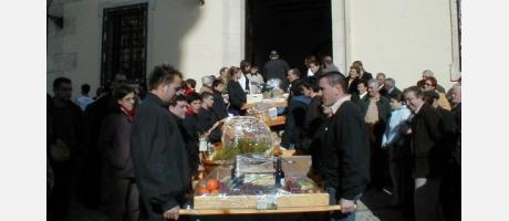 Ofrenda a Sant Antoni