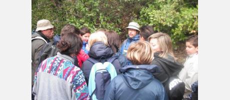 Visita teatralizada por el Parc Natural de la Font Roja