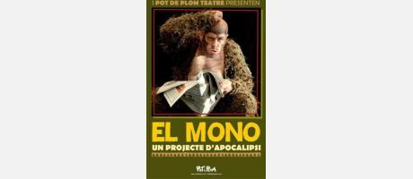Teatro en valenciano en Palau Altea: EL MONO con Xavi Castillo