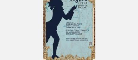 Ópera en Palau Altea: Las Bodas de Fígaro