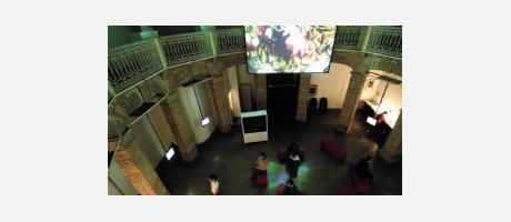 Imagen de la Sala la Gallera