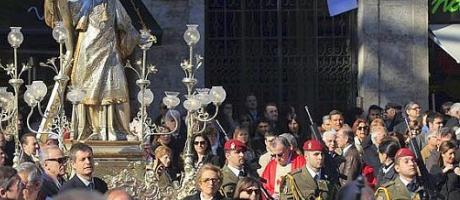 Imagen festividad San Vicente Mártir
