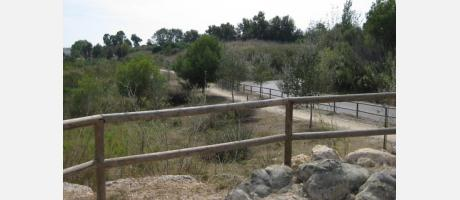 Mirador Senda Río Algar
