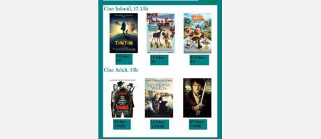 Cinema els diumenges en Mutxamel