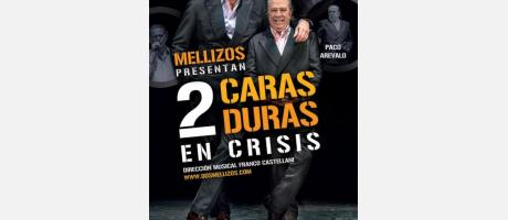 DOS CARAS DURAS con Bertín Osborne y Paco Arévalo
