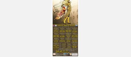 Cartel Feria Fallas 2014