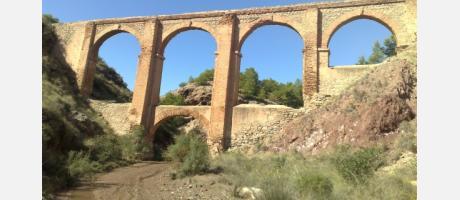 Acueducto - Paraje Natural Municipal Los Algezares