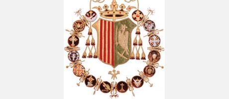Escudo de la Junta Mayor