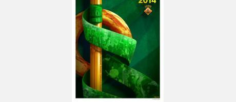 Cartel oficial magdalena 2014