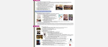 programación cultural primavera 2014