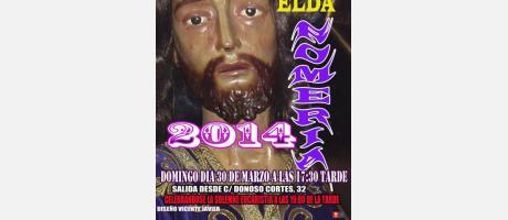 Cartel Romería Nuestro Padre Jesús Nazareno