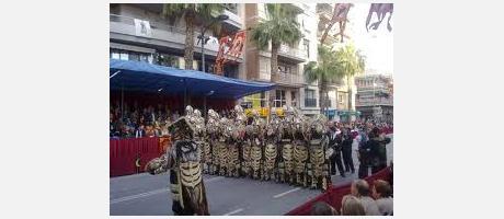 Moros y cristianos San Vicente del Raspeig 2014