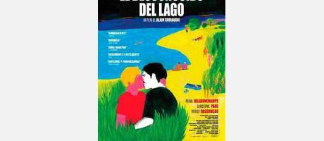Cartel ''El desconocido del lago''