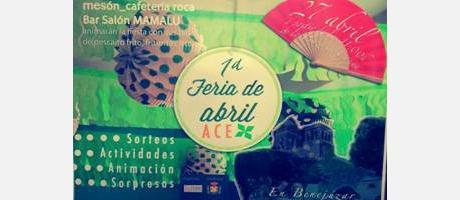 Feria de Abril en Benejúzar