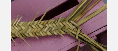 Taller de palma y esparto en Benissa