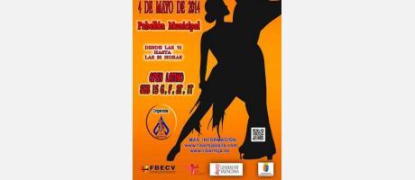 VI trofeo Ribarroja del Turia de baile deportivo