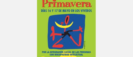 Cartel de Feria de Primavera de 2014.