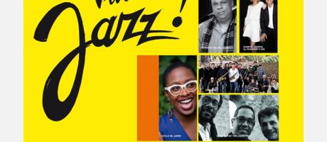 Cartel del evento XVIII Festival de Jazz del Palau de la Música