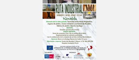 Cartel de la Ruta Industrial
