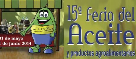 XV Feria del Aceite y productos agroalimentarios