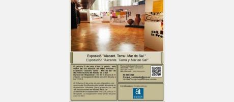 Exposición: Alicante. Tierra y Mar de Sal