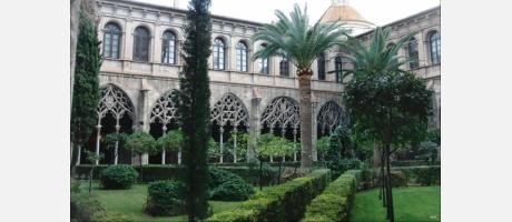 Claustro del Convento de Santo Domingo de Valencia