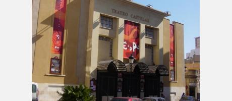 Fachada del Teatro