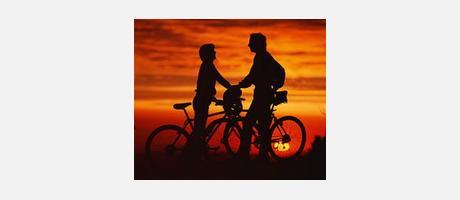 excursió bici