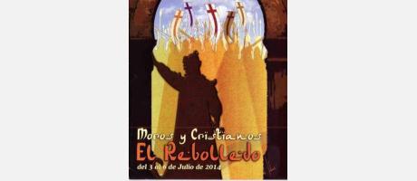 Moros y Cristianos de El Rebolledo 2014