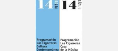 Programación Las Cigarreras Julio-Sep 2014