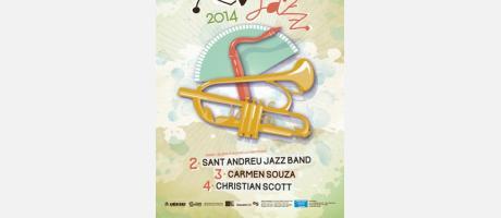 Imagen Xàbia Jazz 2014