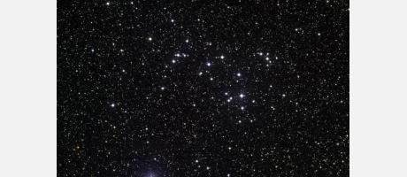 Observación Cielo Profundo desde Sierra Escalona Pilar de la Horadada 2014