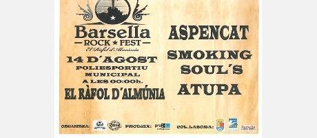 Barsella Rockfest