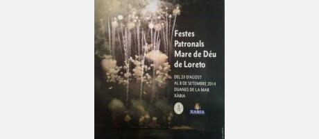portada Fiestas de Loreto