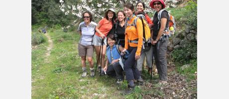La Vall de Laguar con Aitana Aventures