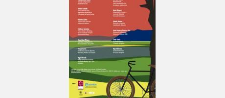 Cartel I Simposio Internacional de Turismo de Interior en Segorbe