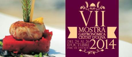 VII Mostra Gastronòmica Ciutat d´Oliva