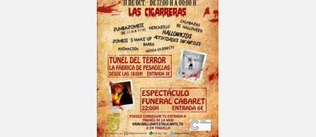 HallowFest! I Festival de Terror de Alicante 2014