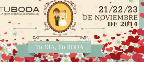 Cartel Feria Tu Boda 2014