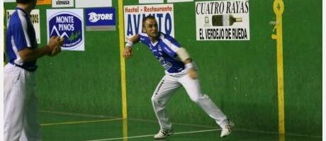 captura de imagen de jugador de pilota