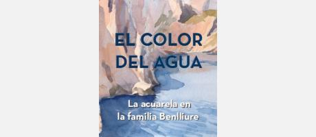 imagen de la exposición el color del agua
